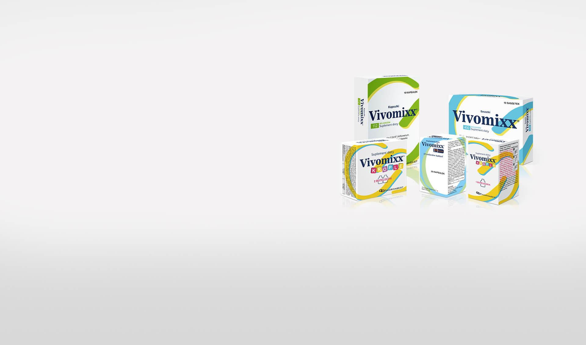 Vivomixx<sup>®</sup>